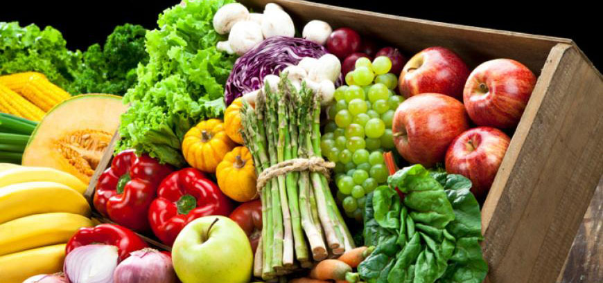 Discover the Stress-Relieving Power of Fruits and Veggies