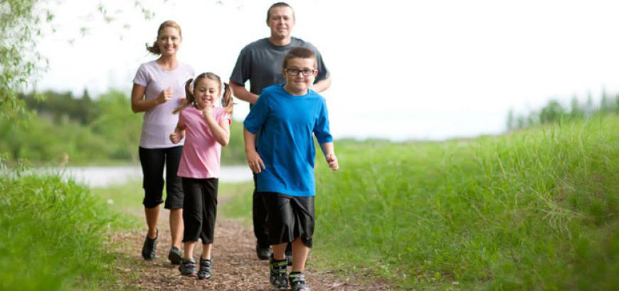 Get Fit with Kids