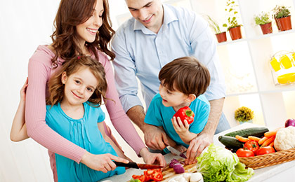 6 Top Habits of Highly Healthy Families