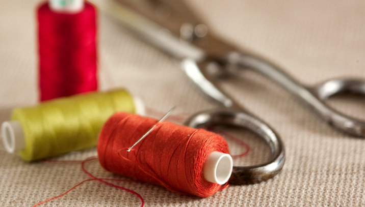 Sewing for Stress Relief