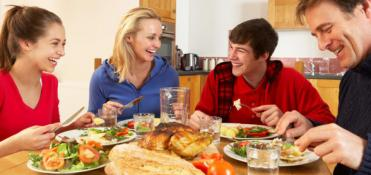 The Benefits of Family Meals