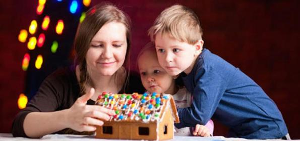 Start Building Healthy Family Traditions